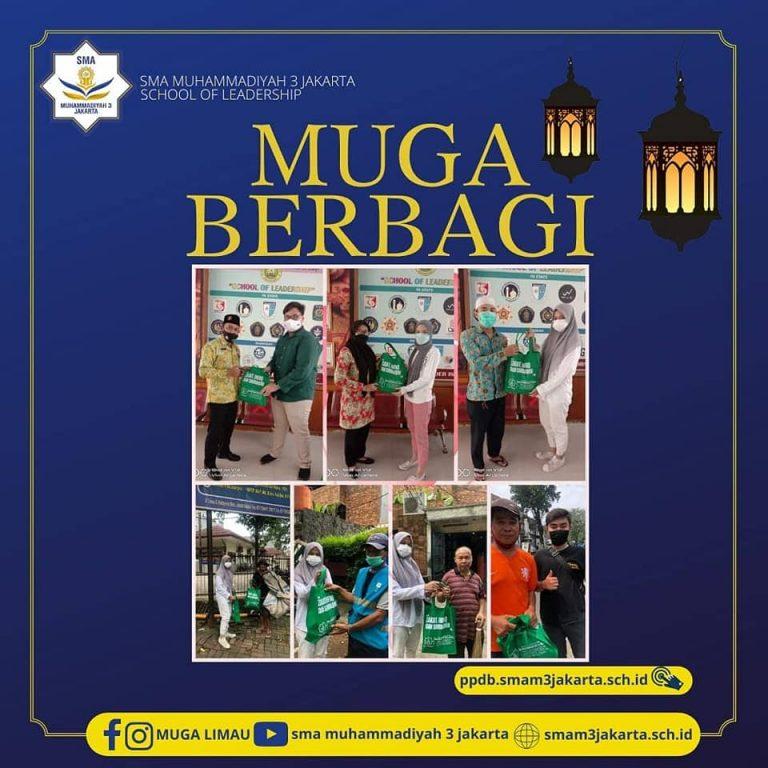 SMA Muhammadiyah 3 Berbagi